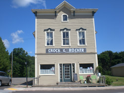 Crock & Rocker, unique gifts, stylish clothing, handmade jewelry, ladies clothing, local style shows